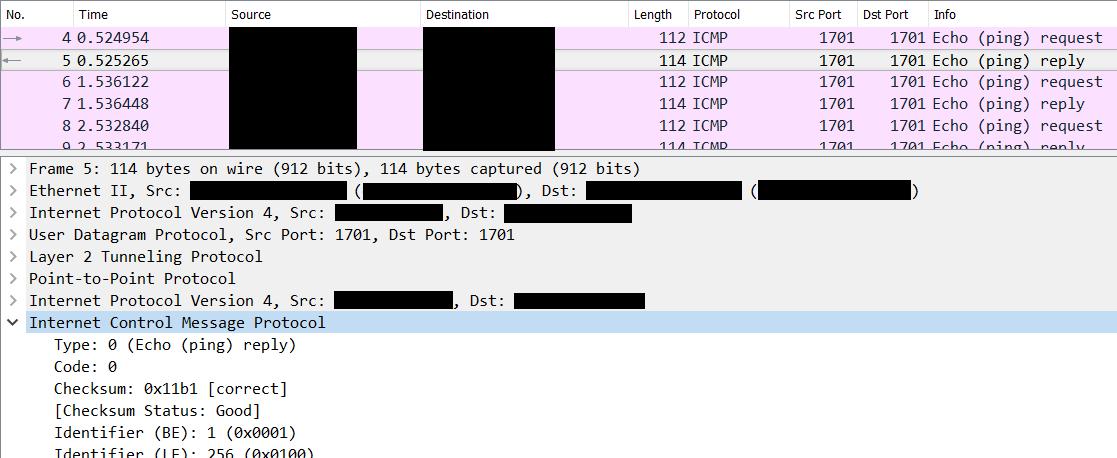 MikroTik RouterOS Security Vulnerability – L2TP Tunnel